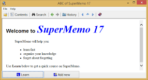 SuperMemo 17