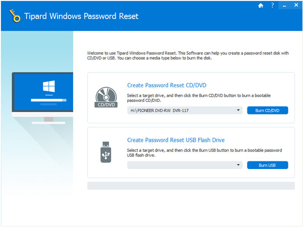 Tipard Windows Password Reset v1 0 10 Cracked By Abo jamal - Ma-x Group