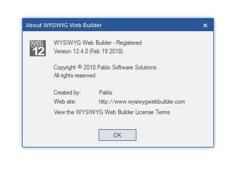 WYSIWYG Web Builder 12.4 Cracked By Abo jamal