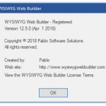 WYSIWYG Web Builder 12.5 Cracked By Abo Jamal