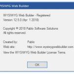 WYSIWYG Web Builder 12.5 Cracked By Abo Jamal
