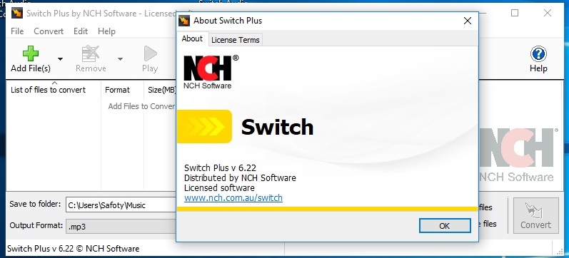 Switch Audio File Converter v6.22 Cracked By Abo Jamal