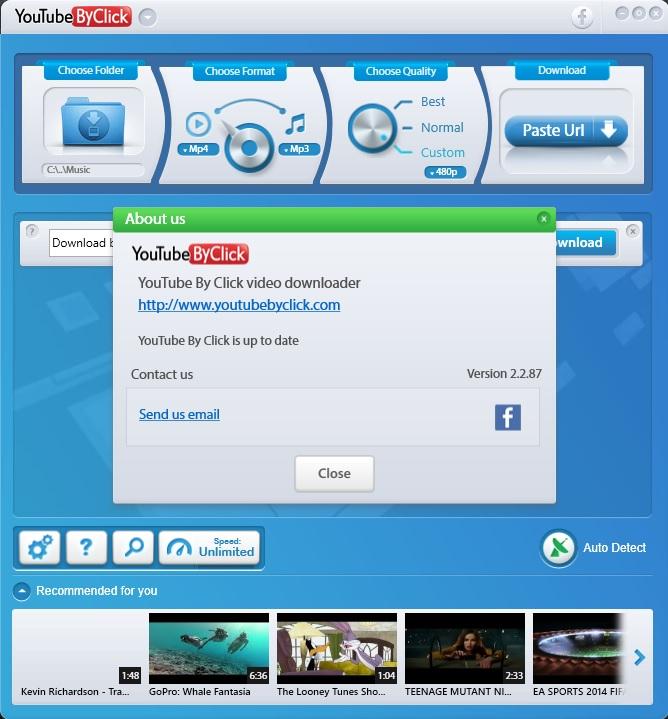 YouTube ByClick v2.2.87 Cracked By Abo Jamal