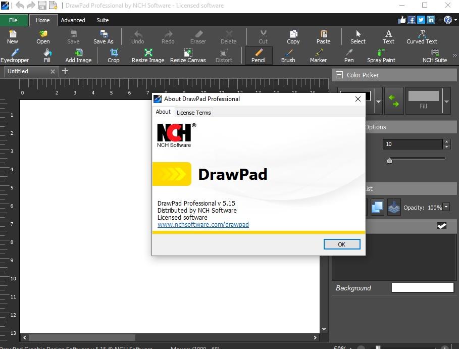 DrawPad Graphic Editor v5.15 Cracked By Abo Jamal