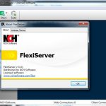 FlexiServer v4.01 Cracked By Abo jamal
