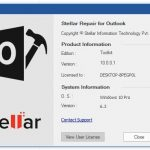 Stellar Repair for Outlook v10.0.0.1 Cracked By Abo Jamal