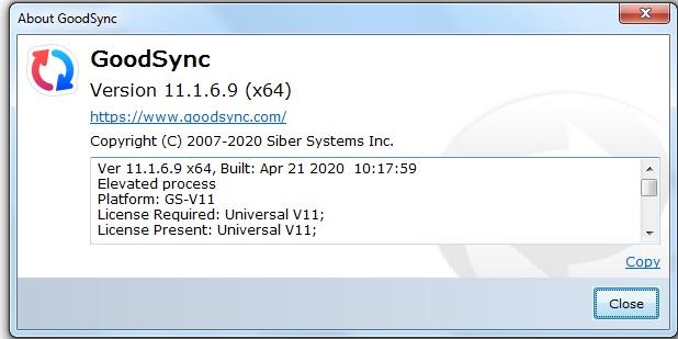 GoodSync-v11 Cracked By Abo jamal