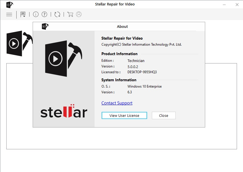 Stellar Repair for Video v5.0.0.2 Cracked By Abo Jamal