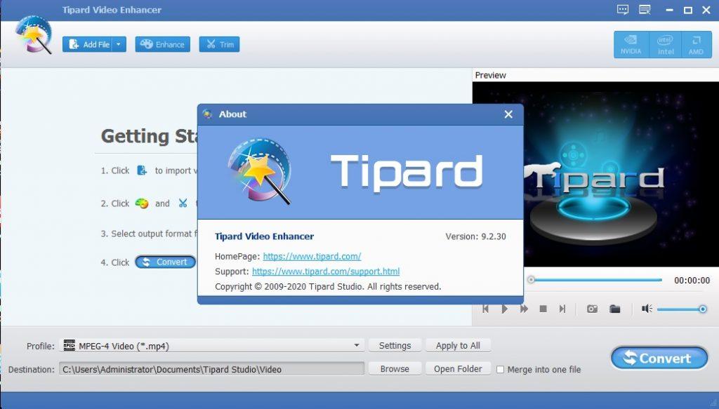 Tipard Video Enhancer v9.2.30 Cracked By Abo Jamal
