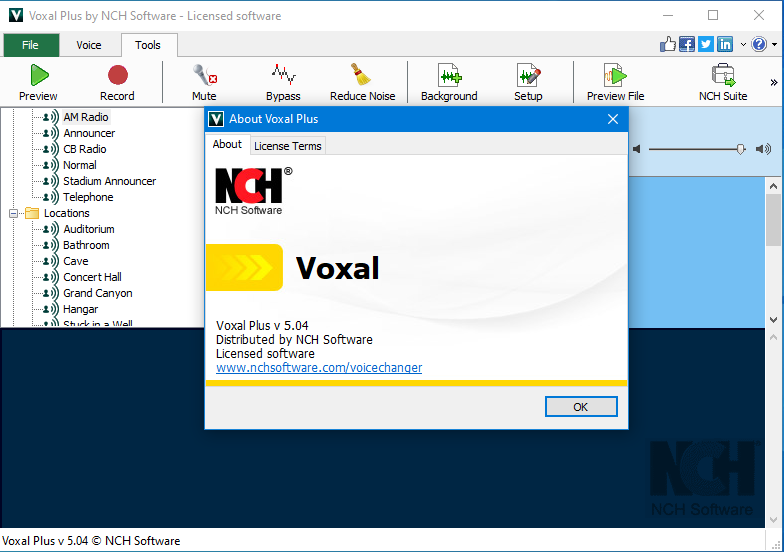 Voxal Voice Changer v5.04 Cracked By Abo jamal