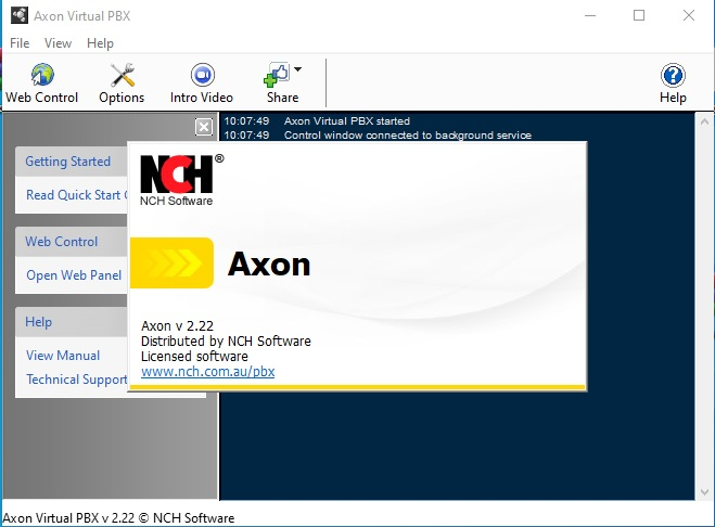 Axon Virtual PBX V2.22 Cracked By Abo Jamal