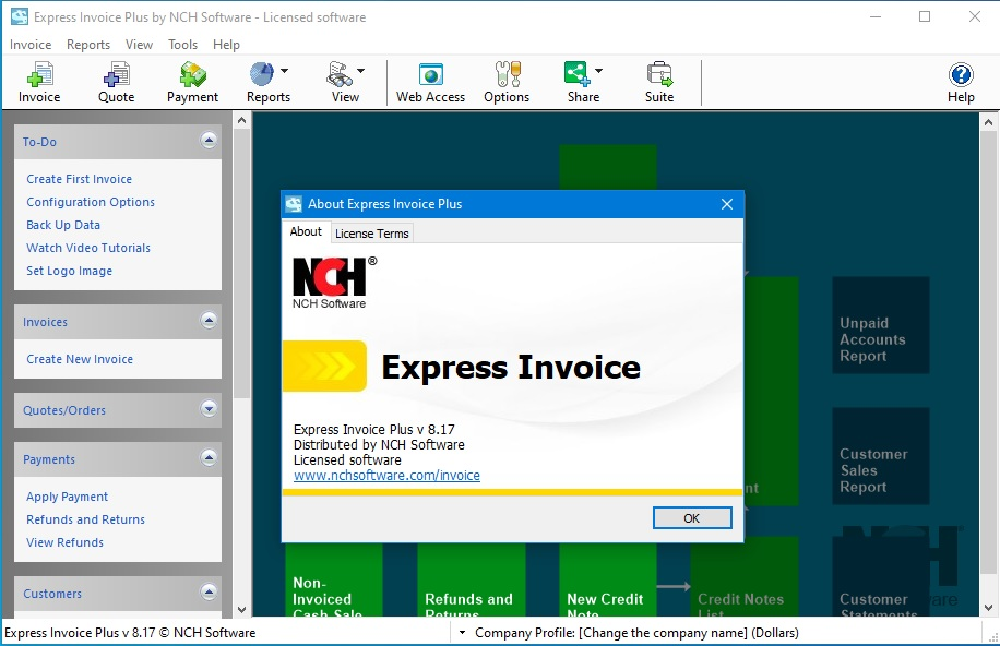 Express Invoice Invoicing v8.17 Cracked By Abo jamal