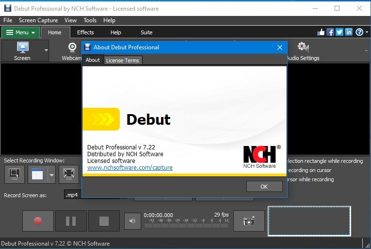 Debut Video Capture v7.22 Cracked By Abo Jamal