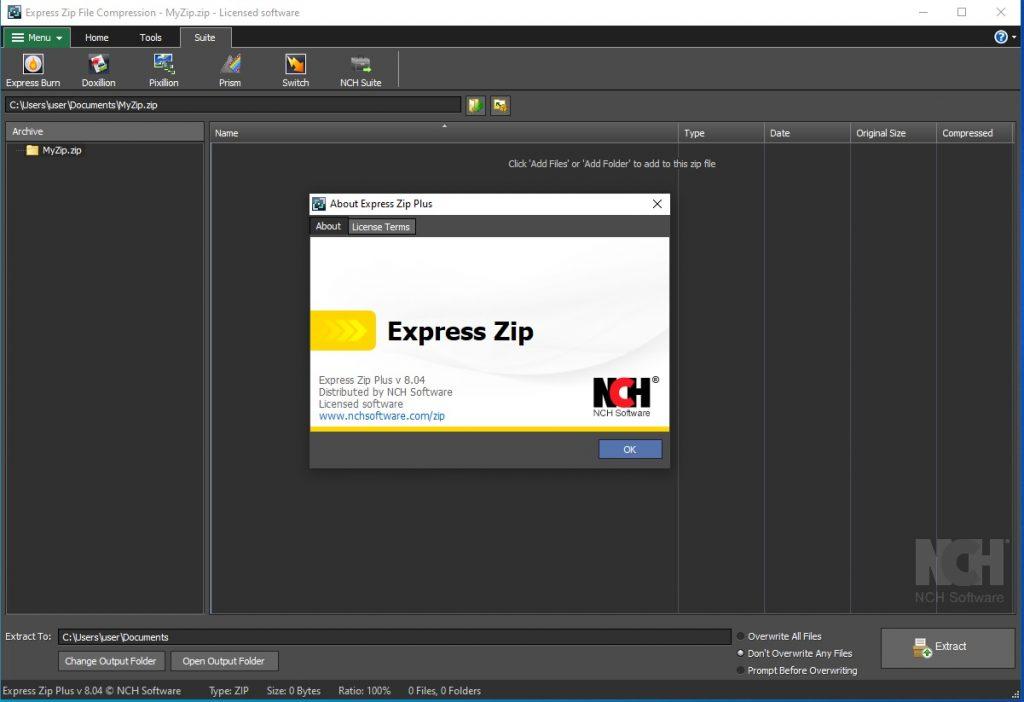 Express Zip v8.04 Cracked By Abo jamal