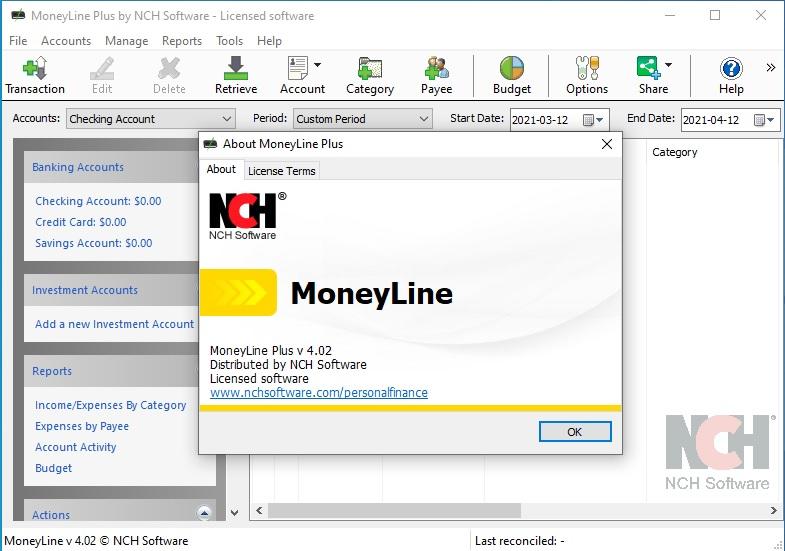 MoneyLine v4.02 Cracked By Abo Jamal