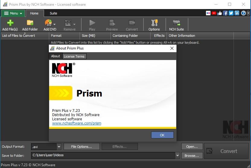 Prism Video v7.23 Cracked By Abo Jamal