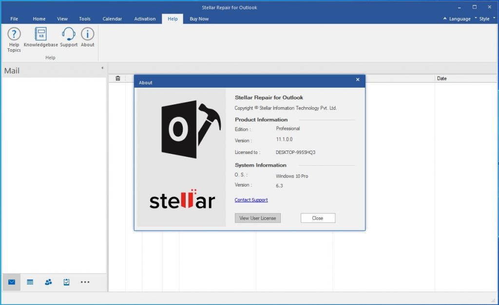 Stellar Repair for Outlook v11 Cracked By Abo Jamal