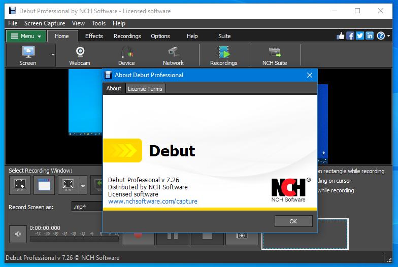 Debut Video Capture v7.26 Cracked By Abo Jamal
