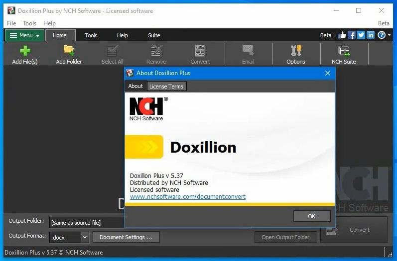 Doxillion Document Converter v5.37 Cracked By Abo Jamal