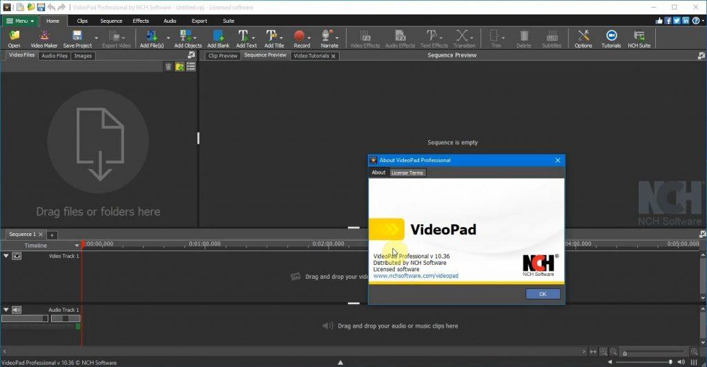 VideoPad Video Editor v10.36 Cracked By Abo Jamal
